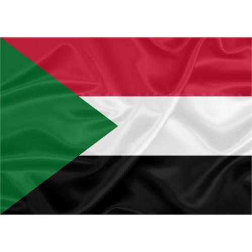Bandeira Sudão