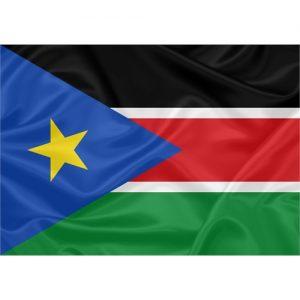 Bandeira Sudão do Sul