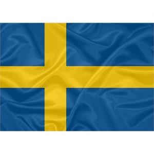 Bandeira Suécia