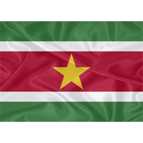 Bandeira Suriname