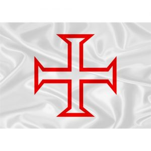 Bandeira Histórica Ordem de Cristo