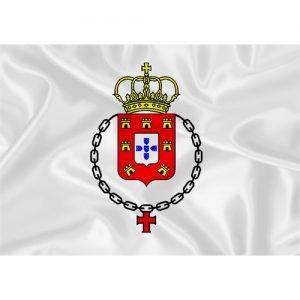 Bandeira Histórica Real do Século XVII