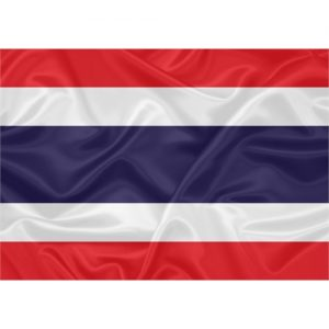 Bandeira Tailândia