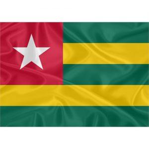Bandeira Togo