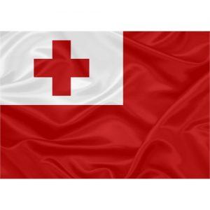 Bandeira Tonga