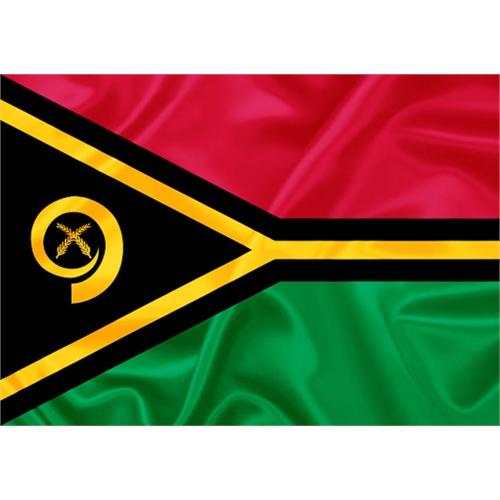 Bandeira Vanuatu