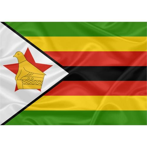 Bandeira Zimbábue
