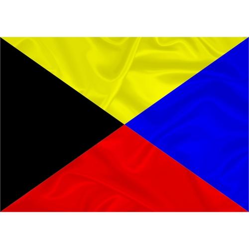 Bandeira Náutica Zulu