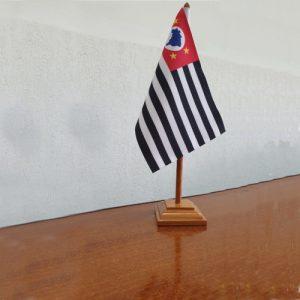 Bandeira Mesa Estado São Paulo