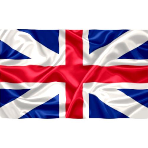 Bandeira Grã Bretanha