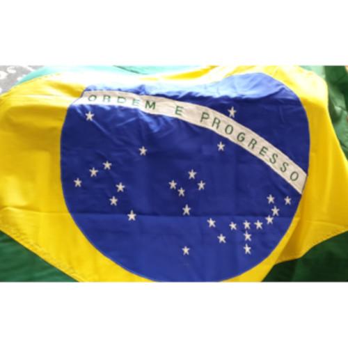 Bandeira Bordada do Brasil